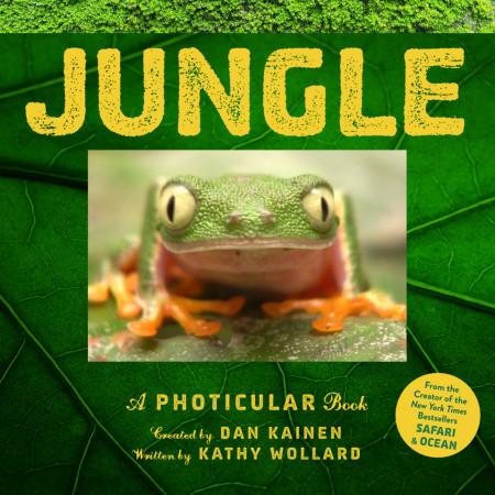Jungle. A Photicular Book