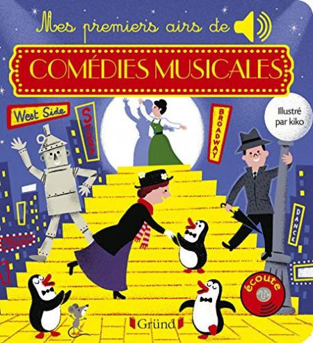 Mes Premiers Airs de Comedies Musicales
