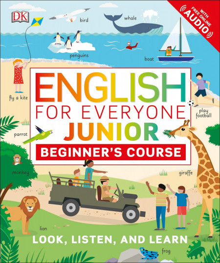 English for Everyone - Junior - Beginner's Course