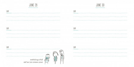 Happiness Is . . . One Happy Thing Every Day: A Three-Year Journal
