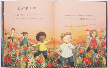 Happy: A Children's Book of Mindfulness (paperback)