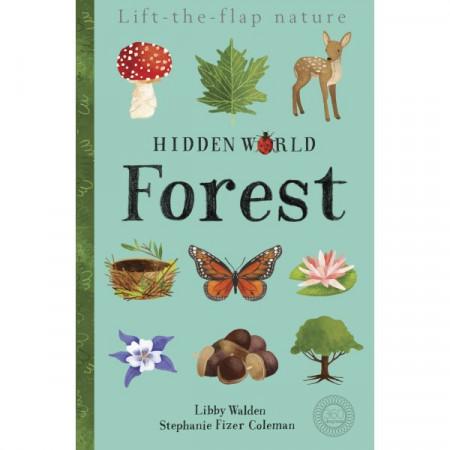 Hidden World: Forest (Lift-the-flap Nature)