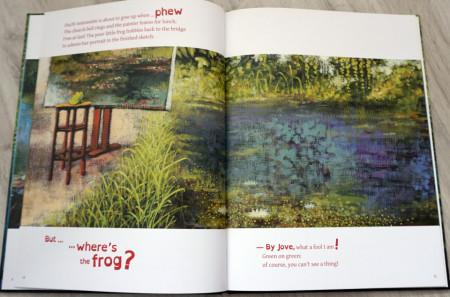 Where is the Frog?