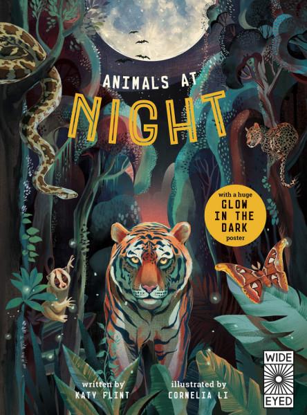 Animals at Night (Glow in the Dark)