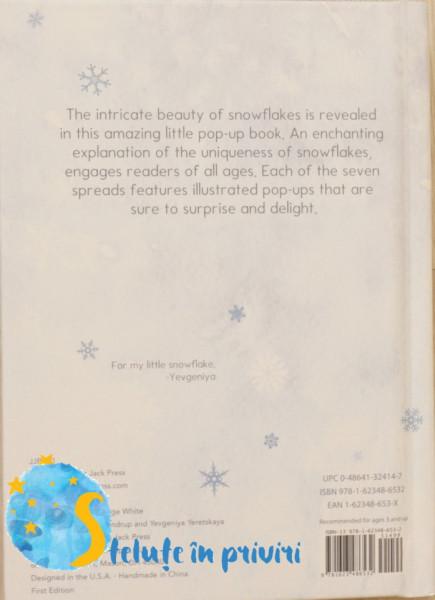 Flurry - A Mini Snowflakes Pop-Up Book