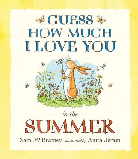 Guess How Much I Love You in the Summer