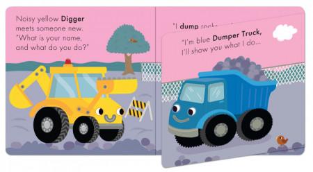 Noisy Yellow Digger - My Little World