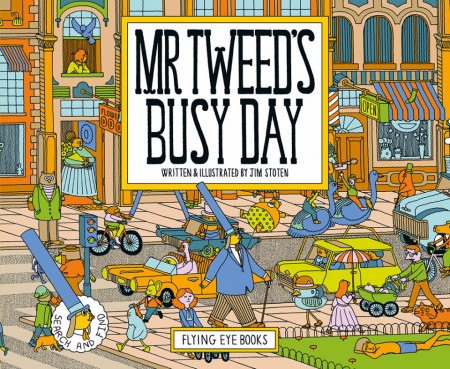 Mr. Tweed's Busy Day
