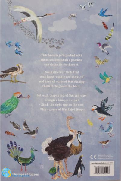 The Big Sticker Book of Birds