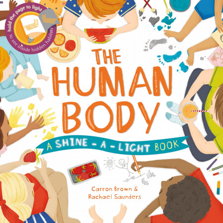 The Human Body: A shine-a-light book