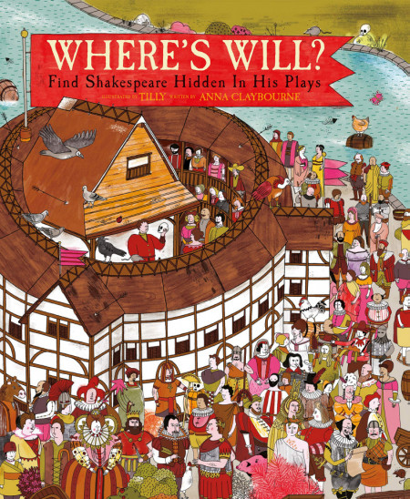 Where's Will? Find Shakespeare Hidden in His Plays