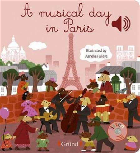 A Musical Day in Paris