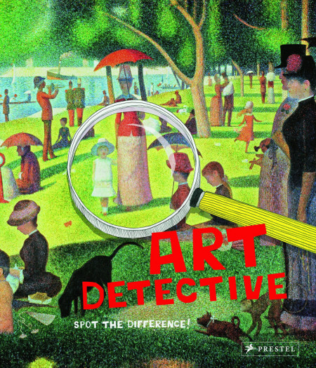 Art Detective. Spot the Difference