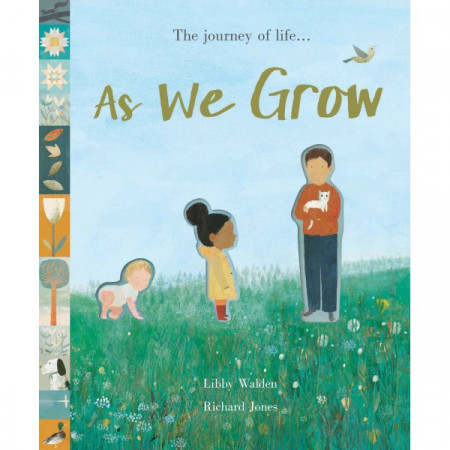 As We Grow: The journey of life...(paperback)