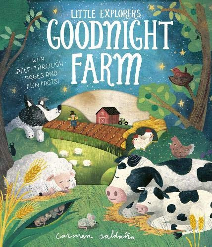 Goodnight Farm (Little Explorers)