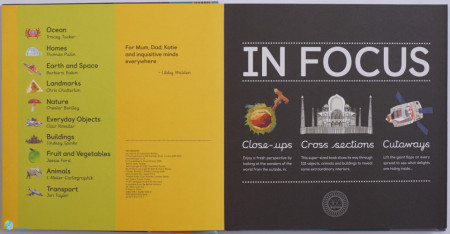 In Focus: 101 Close Ups, Cross-sections and Cutaways