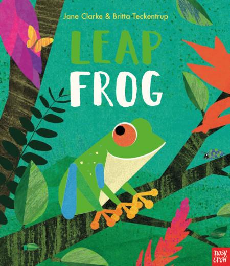 Leap Frog (paperback)