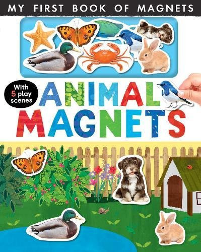 My First Book of Magnets - Animal Magnets