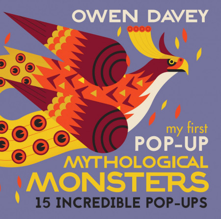 My First Pop-Up Mythological Monsters - 15 Incredible Pup-ups