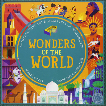 Wonders of the World - An Interactive Tour of Marvels and Monuments
