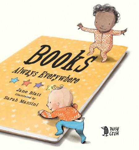 Books Always Everywhere