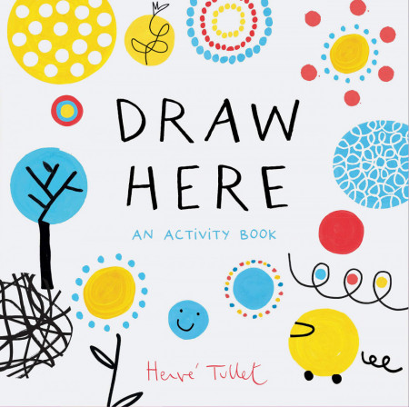 Draw Here (paperback)