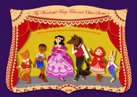 My Wonderful Fairy Tales and Other Stories (Paper Theatre)