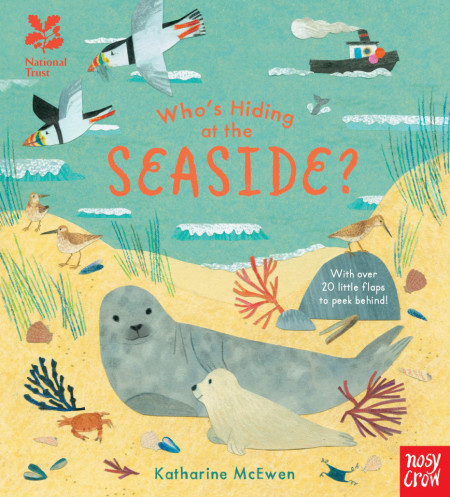 National Trust: Who's Hiding at the Seaside?