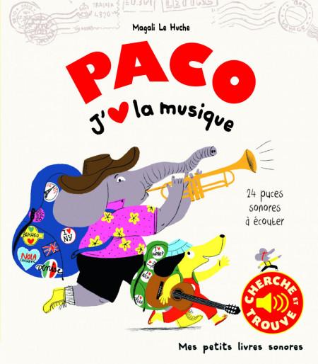 Paco. J'aime la musique