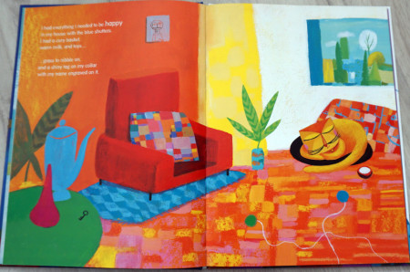 The Cat and The Bird - A Children's Book Inspired by Paul Klee