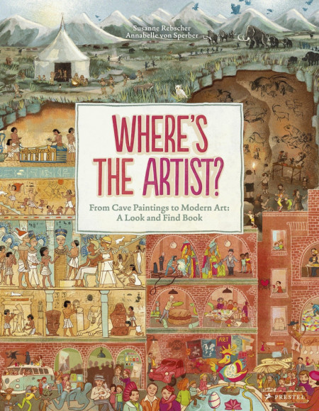 Where is the Artist?: From Cave Paintings To Modern Art