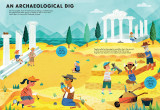 British Museum - 101 Stickers! Ancient Greece
