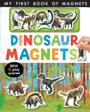My First Book of Magnets - Dinosaur Magnets