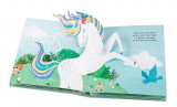 The Easter Unicorn - A Magical Pop-up Book