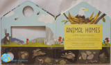 Animal Homes: A lift-the-flap book of discovery