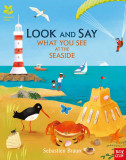 National Trust: Look and Say What You See at the Seaside
