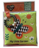 My Little Garden - A hug ME, love ME cloth book