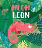 Neon Leon (board book)
