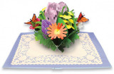 Paper Blossoms: A Pop-Up Book of Beautiful Bouquets for the Table