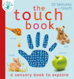 The Touch Book - My World (Montessori - inspired)