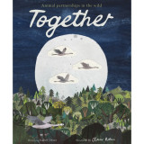Together: Animal partnerships in the wild (paperback)