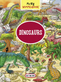 My Big Wimmelbook. Dinosaurs
