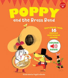Poppy and the Brass Band: With 16 musical instrument sounds!