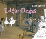 Colouring Book Edgar Degas