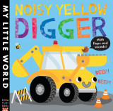 Noisy Yellow Digger - My Little World