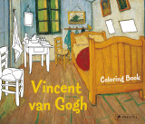 Colouring Book Vincent van Gogh