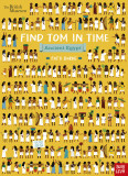 British Museum - Find Tom in Time, Ancient Egypt (paperback)