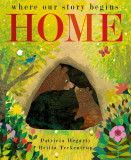 Home: where our story begins (paperback)