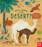 National Trust: Who's Hiding in the Desert?