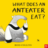 What Does An Anteater Eat? (paperback)